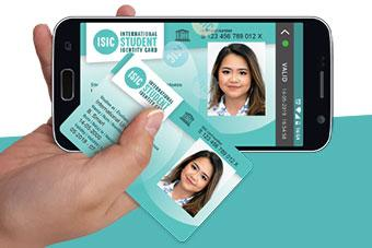 Introducing the new ISIC card design